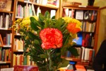 Flowers & Books at Treadwell's