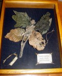A mummified fairy